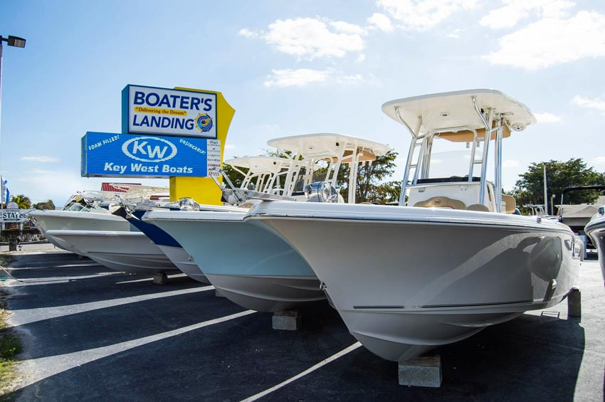 Boater's Landing Boat Dealership