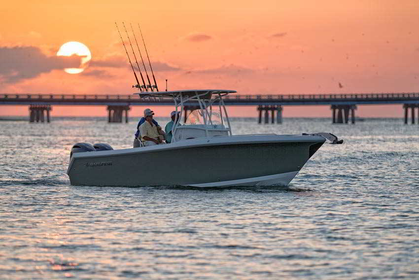 Boater's Landing Boat Dealership - Sailfish Boats